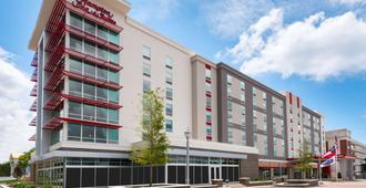 Hampton Inn & Suites Atlanta Buckhead Place,GA - Atlanta - Building