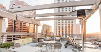 Hilton Garden Inn Phoenix Downtown - Phoenix - Patio