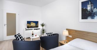 Citywest Apartments - פראג - חדר שינה