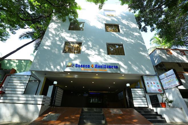 Season 4 Residences - Thiruvanmiyur - Τσεννάι - Κτίριο