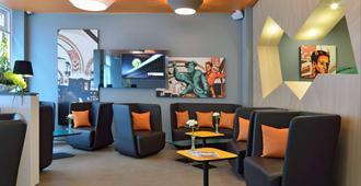 B&B Hotel Leipzig-City - Leipzig - Lounge