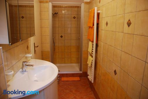 Rhon Hotel Waldcafe St. Georg - Bad Brueckenau - Bathroom