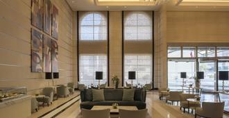 فندق كونكورد الدوحة - الدوحة - ردهة