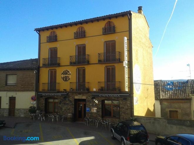 Hotel Casa Carmen - Benabarre - Building