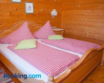 Bio-Bergbauernhof Ederhias - Liesing - Bedroom