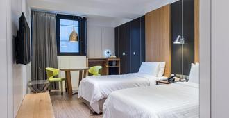 Hotel Relax II - Taipei City - Bedroom