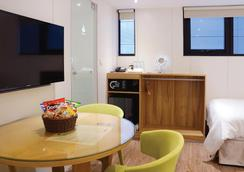 Hotel Relax II - Ταϊπέι - Κρεβατοκάμαρα