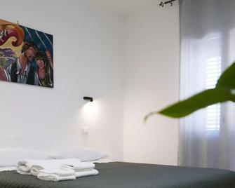 Opera Boutique Rooms - Monreale - Ložnice