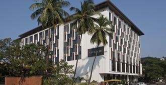 Vivanta Goa, Panaji - Panaji - Bâtiment