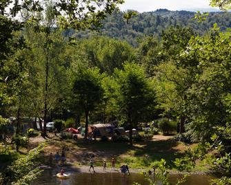 Camping Soleil D'oc - Argentat - Außenansicht