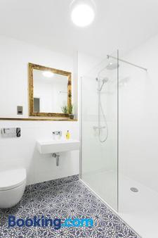 The Tens at Owen House Farm - Knutsford - Bathroom