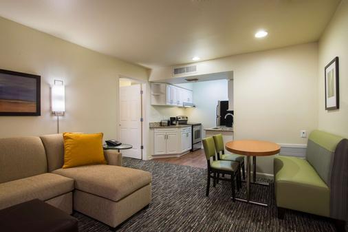 Hyatt House Bridgewater - Bridgewater - Schlafzimmer
