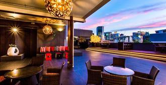 Hotel Grand Chancellor Brisbane - Brisbane - Patio