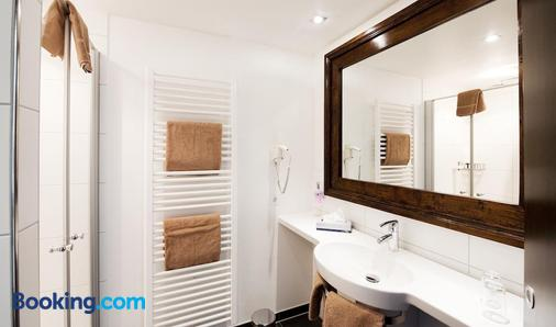 Riverside Hotel - Nordhorn - Bathroom