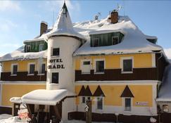 Hotel Gradl - Železná Ruda - Edifício