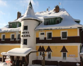 Hotel Grádl - Železná Ruda - Gebouw