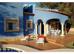 Villas Monte Verde -Btb - Javea - Patio