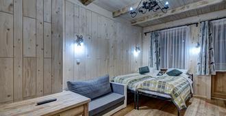 Pokoje Goscinne Swiatlomir - Zakopane - Bedroom