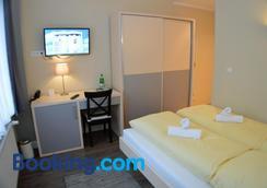 Hotel Jeta - Hamburg - Bedroom