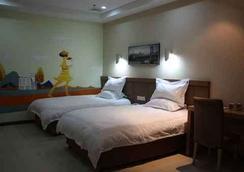 Super 8 by Wyndham Wenzhou Wang Jiang Lu - Wenzhou - Bedroom