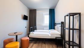 A&O Stuttgart City - Stuttgart - Schlafzimmer
