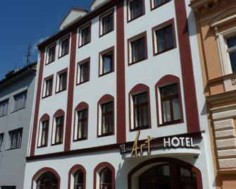 Hotel Art - Písek - Gebäude