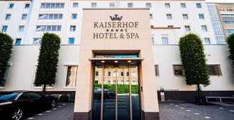 Hotel Kaiserhof Münster - Münster - Building