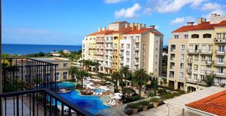 Apto em Resort de luxo próximo ao mar ILC - Florianopolis - Balcony