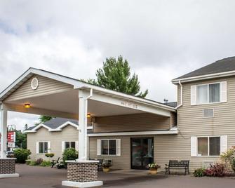 Quality Inn Ironwood - Ironwood - Building