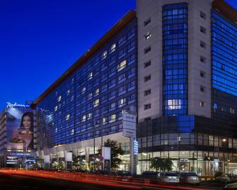 Radisson Blu Hotel Bucharest - Бухарест - Здание