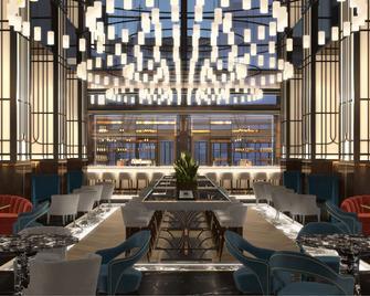 Radisson Blu Hotel Bucharest - Bukarest - Reception