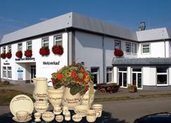 Keramik Hotel Rheinsberg - Kleinzerlang - Rakennus