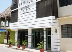 Hotel Maya Rue - Palenque - Rakennus