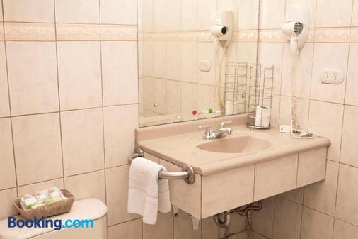 Hotel Novo - San José - Phòng tắm