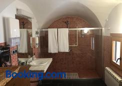 Albergue Las Veletas - Cáceres - Bathroom