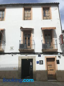 Albergue Las Veletas - Cáceres - Building