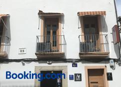Albergue Las Veletas - Cáceres - Edificio