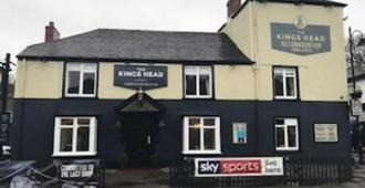 The Kings Head - Truro - Gebäude