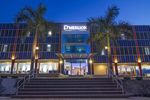 D'Merlion Hotel - Batam - Building