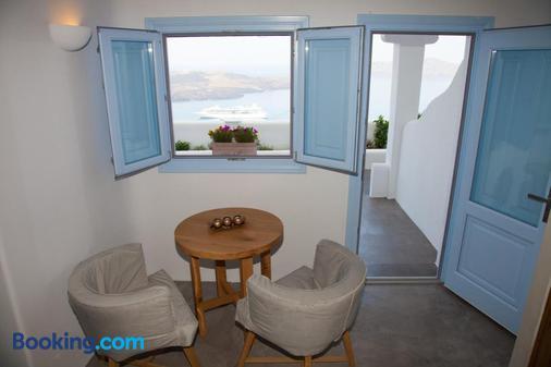 Fanari Vista Suites - Thera - Living room