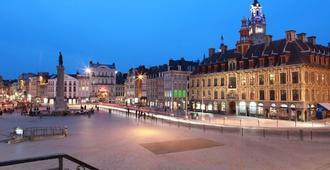 Hotel De La Paix - Lille - Udsigt