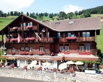 Hotel Landgasthof Rothorn - Sigriswil - Building