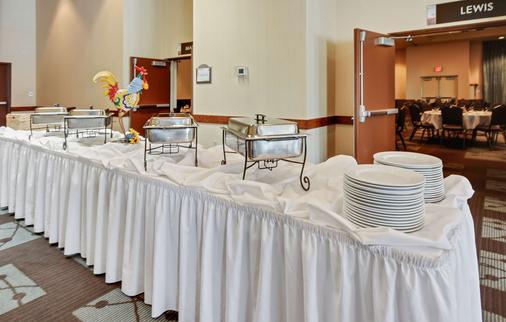 普拉斯格蘭炊貝斯特韋斯特酒店 - 波茲曼 - 博茲曼 - 自助餐