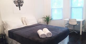 Victorian Inn - ברוקלין - חדר שינה