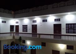 Keshav Palace - Púshkar - Edificio