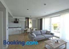 Elia Apartments Side - Side (Antalya) - Phòng khách
