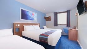 Travelodge Waterford - Waterford - Schlafzimmer