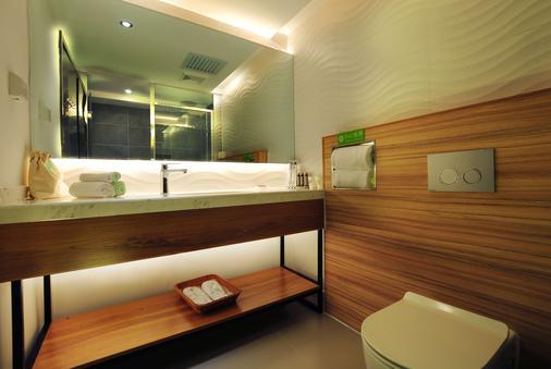 Campanile XI'an Dayanta Hotel - Xi'an - Bathroom