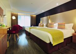 Campanile XI'an Dayanta Hotel - Xi'an - Bedroom