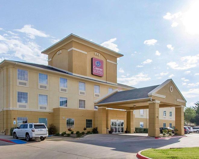 Comfort Suites - Abilene - Building